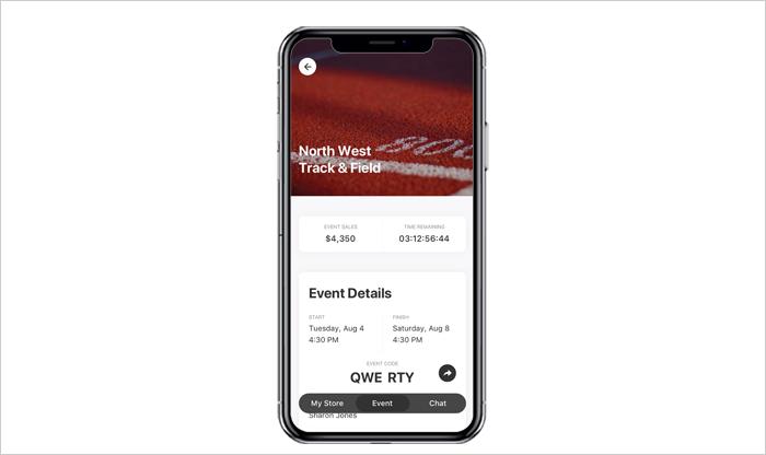 double good app -fundraising event details