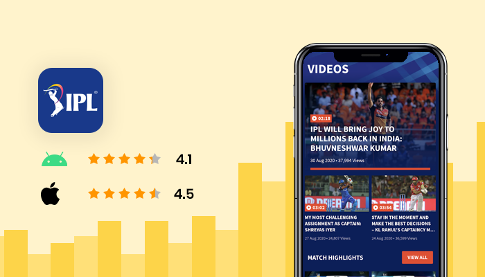 IPL Live TV - Best App To Watch IPL Live Free