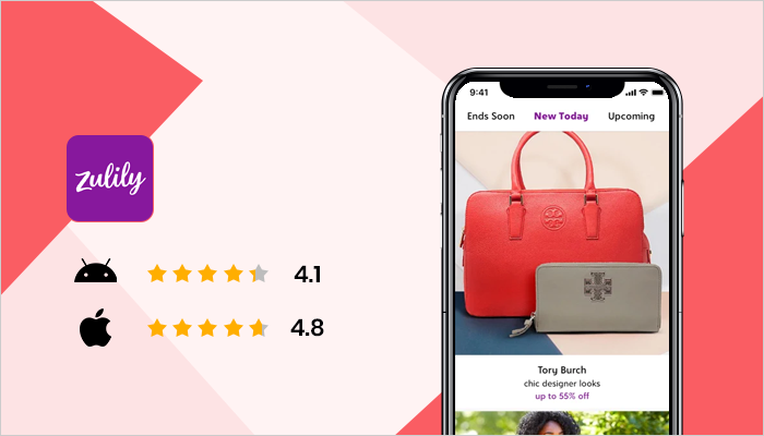 Zulily - Best Women Apps