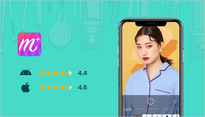 MakeupPlus - Best Makeup Apps