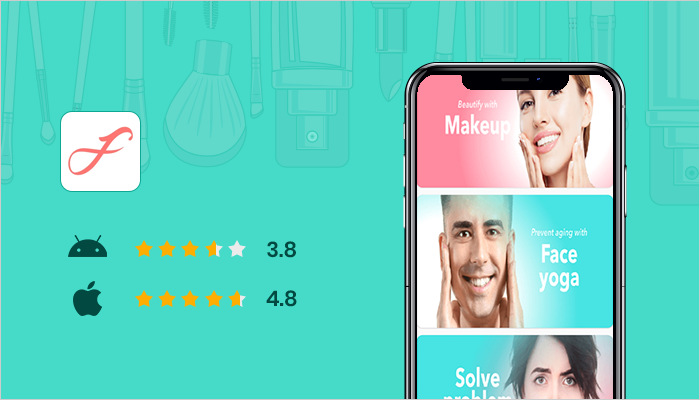 Forever Beauty - Best Makeup Apps