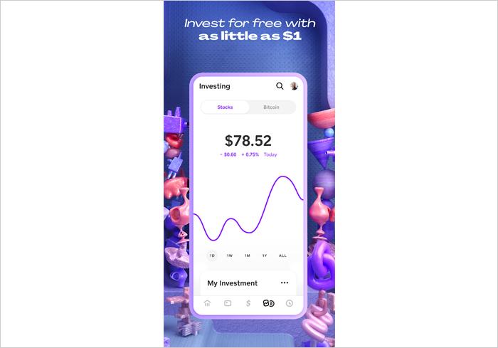 Cash App stock trading