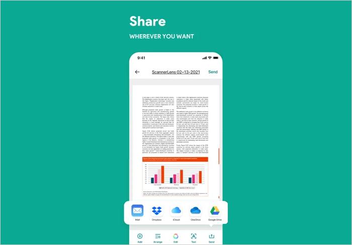 ScannerLens App