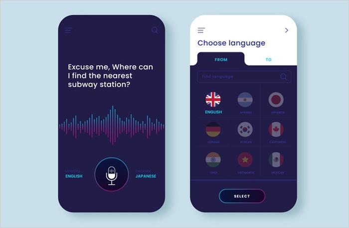 Mobile UI Design Trends