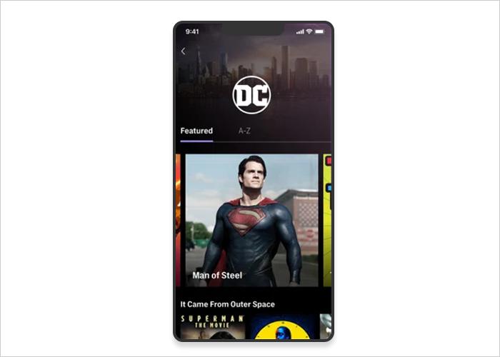 HBO Max-smart streaming platform