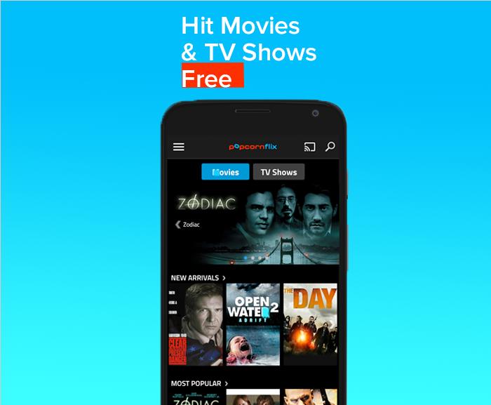 Popcornflix App Review