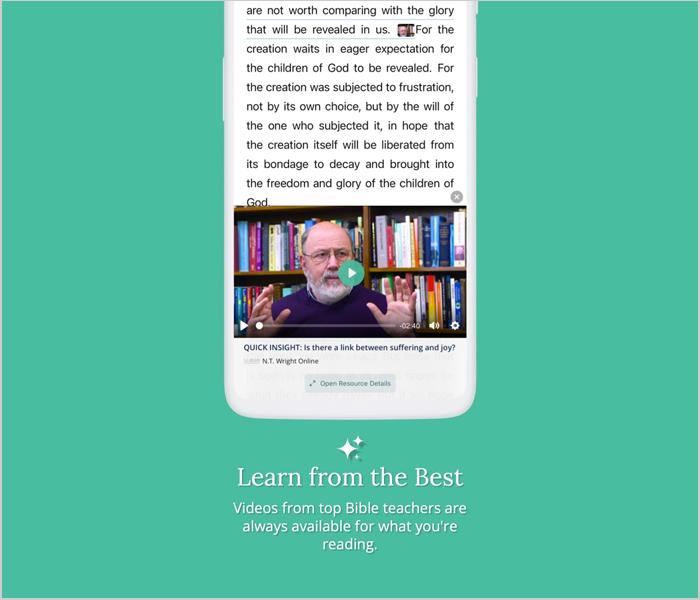 Best Bible Study App