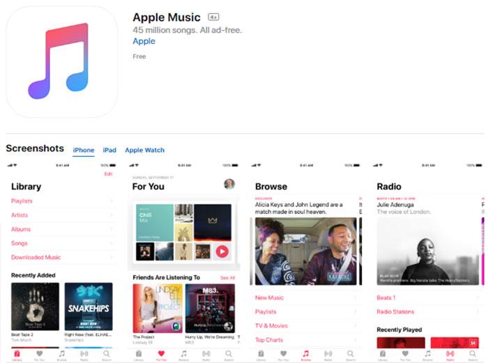 App Visuals