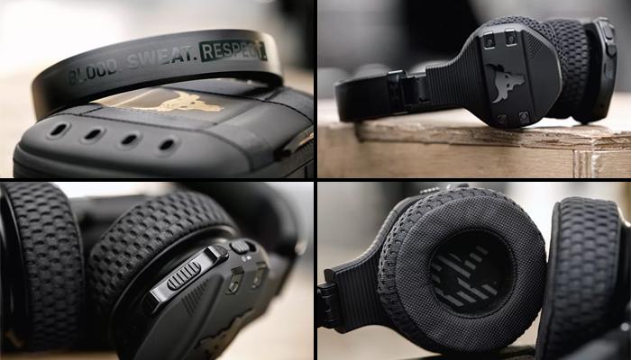 Rock headphone