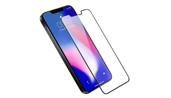 iphone x look