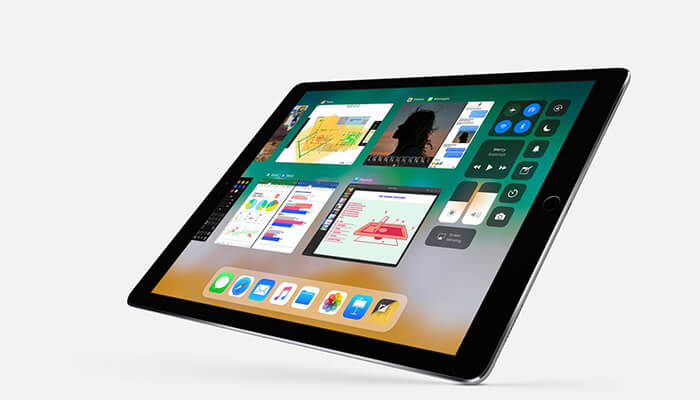 ios 11 features for ipad