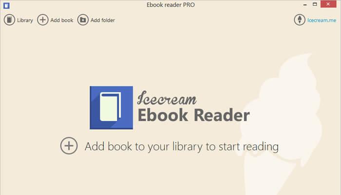 Icecream PDF Reader