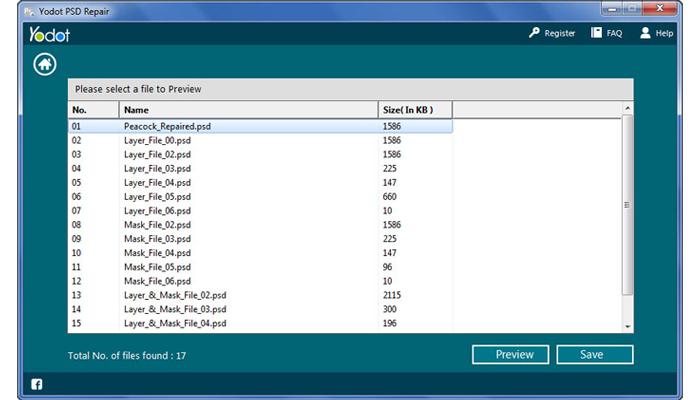 Save PSD File