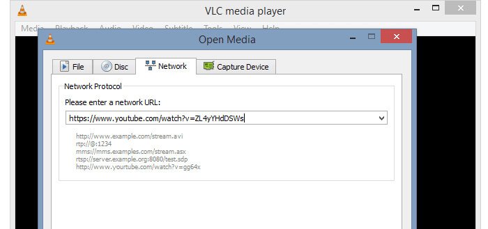 vlc downloader for videos