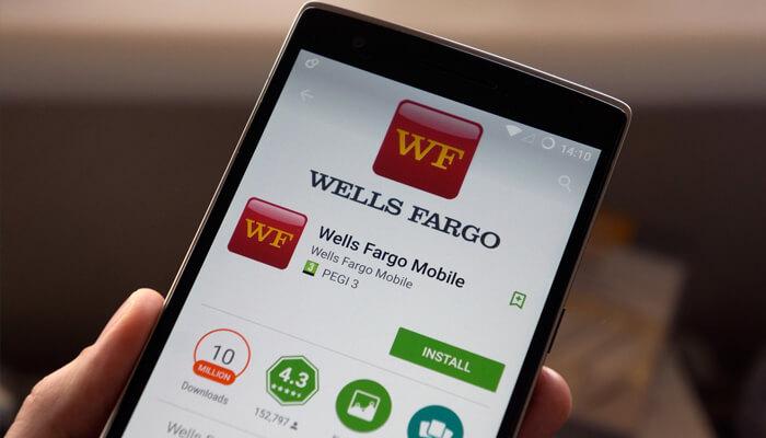 Wells Fargo Mobile Banking