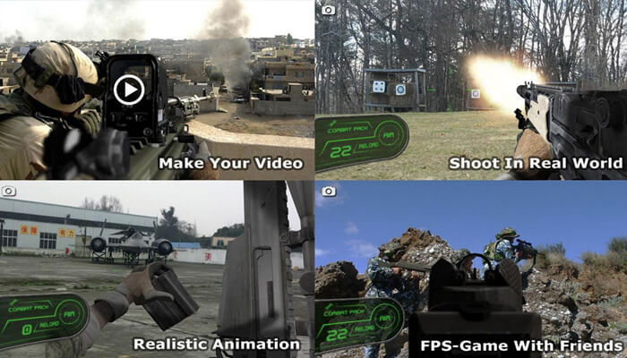 Real Strike 3D AR FPS