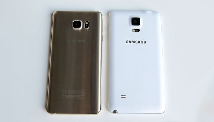 samsung comparison
