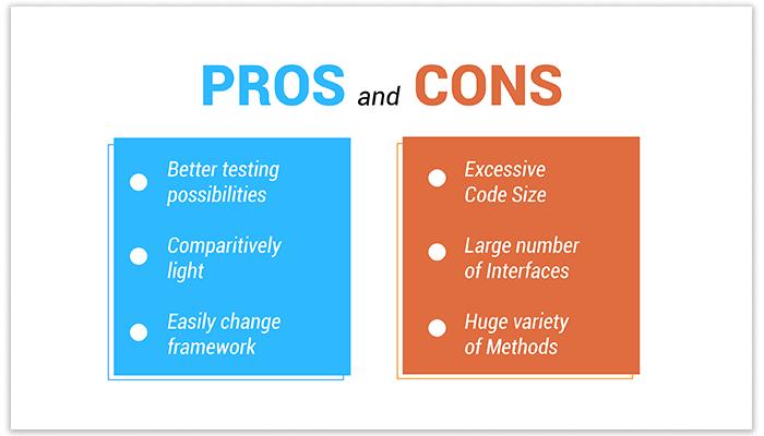 MVVM Model Pros & Cons