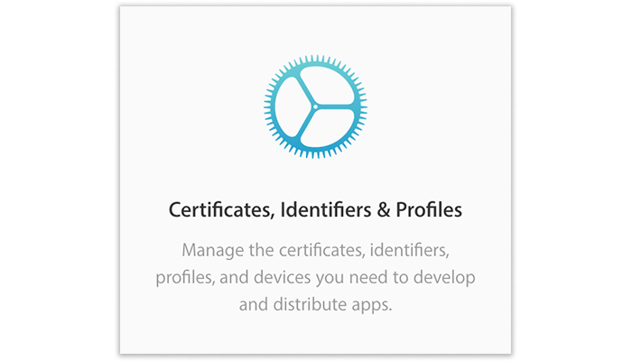 deploy your app on the Apple App Store