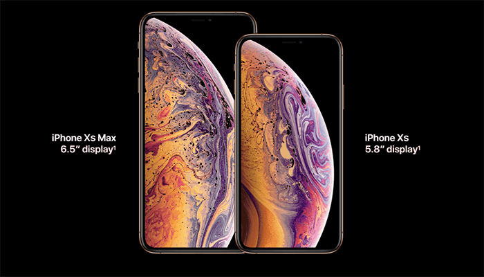 xs and xs max iphone