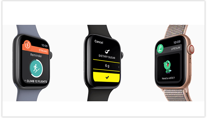 Apple Watch Series 4 Feature