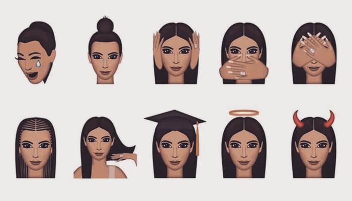Emojies Celebrity Mobile Apps