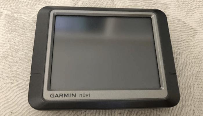 Garmin GPS fixes: