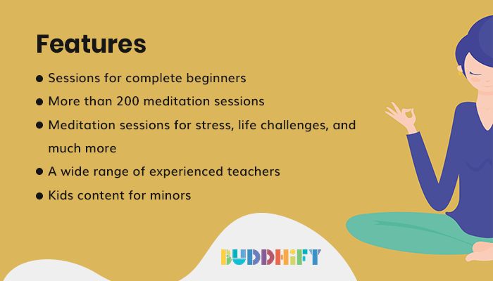 Buddhify - iPhone Meditation Apps