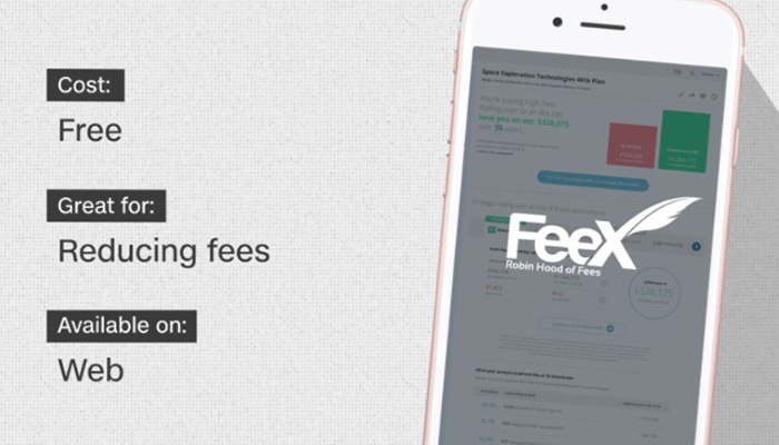 Feex Money Saving App