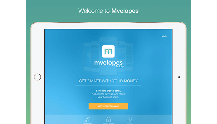 Mvelopes Money Saving App