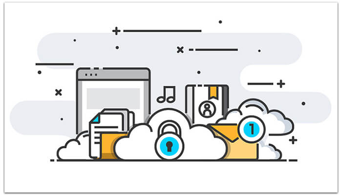 Off-Site Sensitive Data Storage