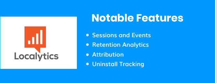 Localytics Analytics Tool