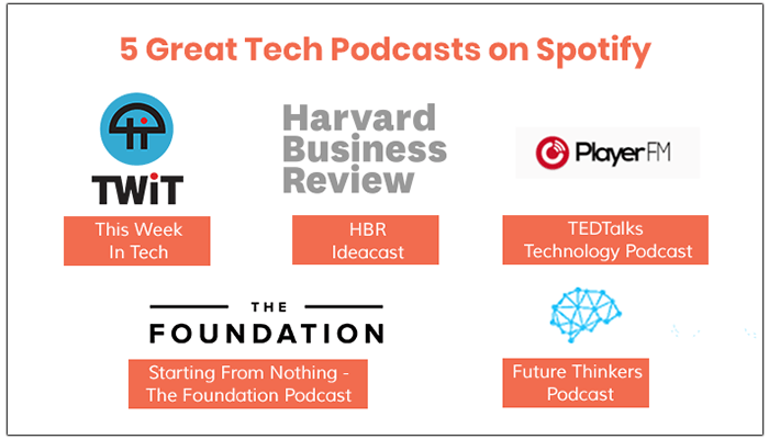 Best Tech Podcast