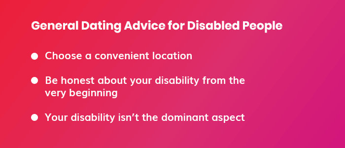 Dating Advice for Disabled People