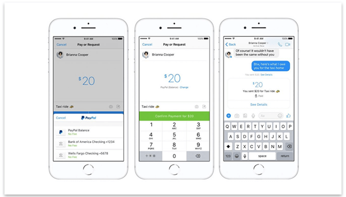 P2P Mobile Payment Apps