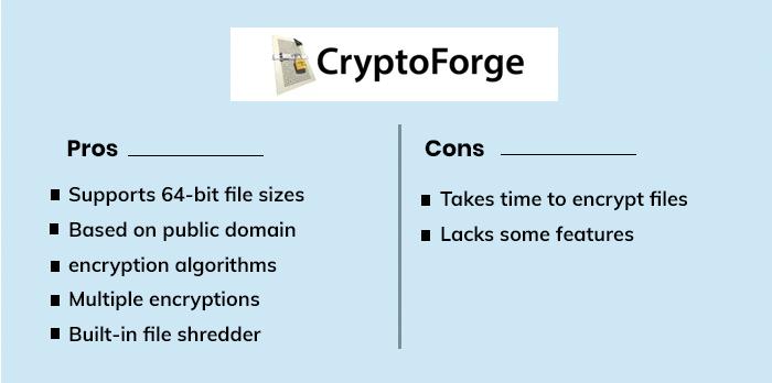Ranquel Technologies CryptoForge