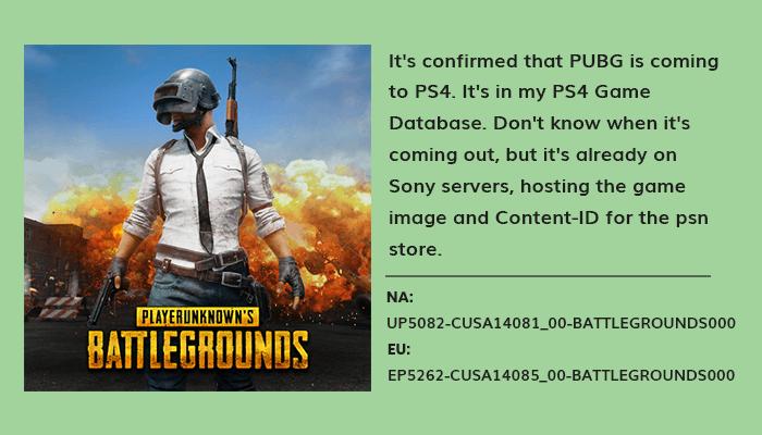 PlayStation servers