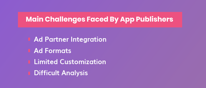 Main Challenges Faced By App Publishers