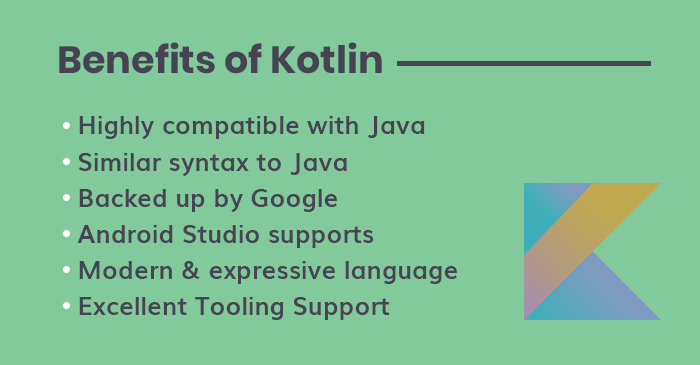 Benefits of Kotlin