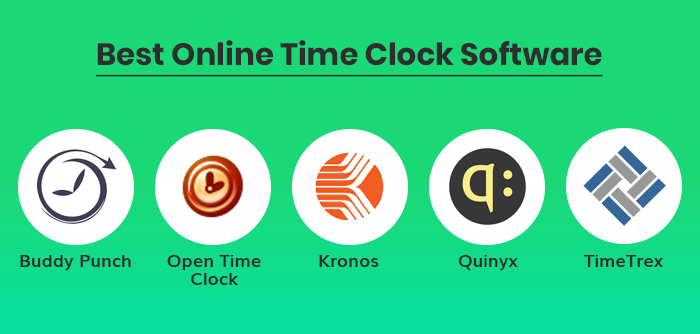 Online Time Clock Software