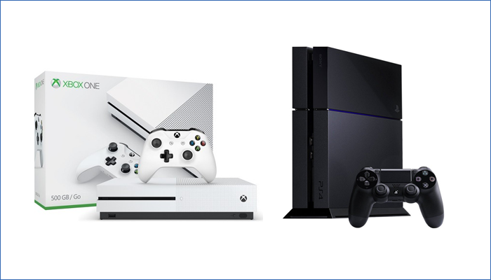 Xbox or PlayStation
