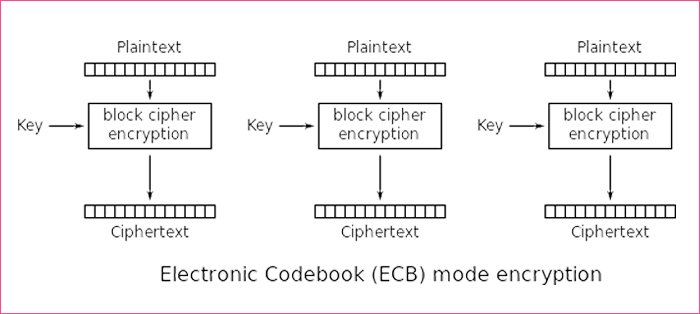 Encrypt the Blocks