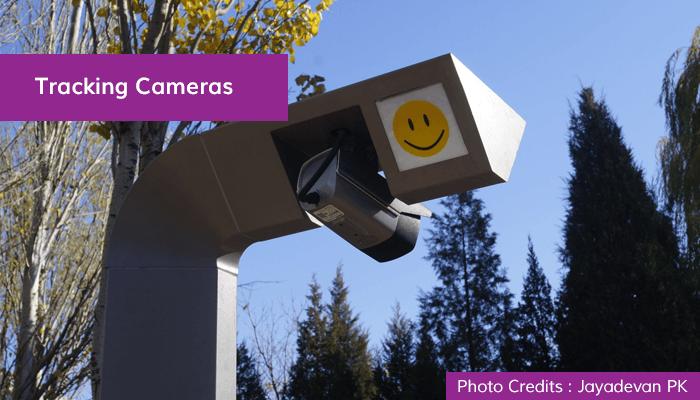 Tracking Cameras