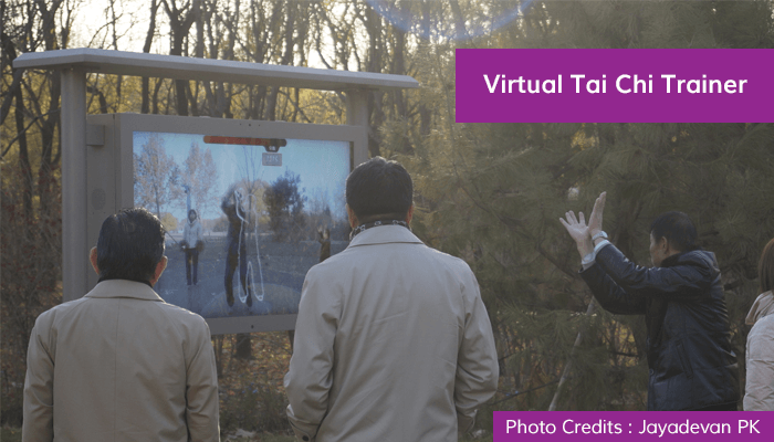 Virtual Tai Chi Trainer