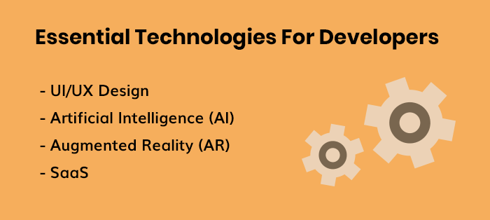 Essential Technologies For Developers