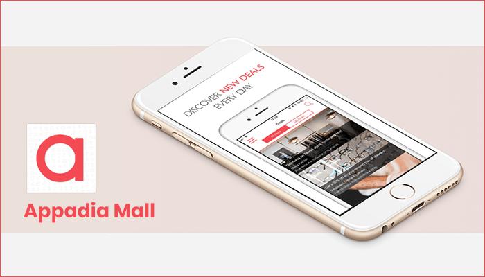 Appadia Mall App