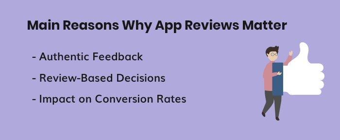 App Reviews Matter