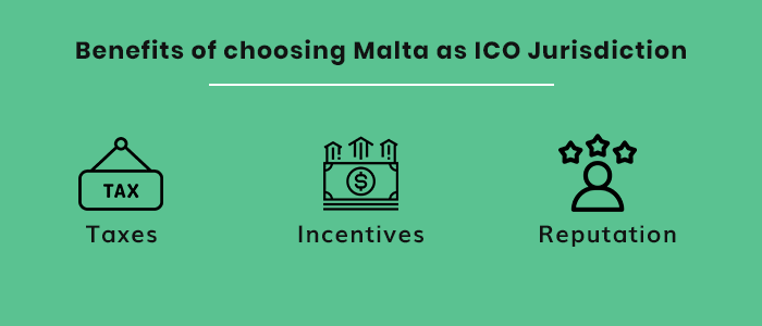 Benefits of Choosing Malta as Your ICO Jurisdiction