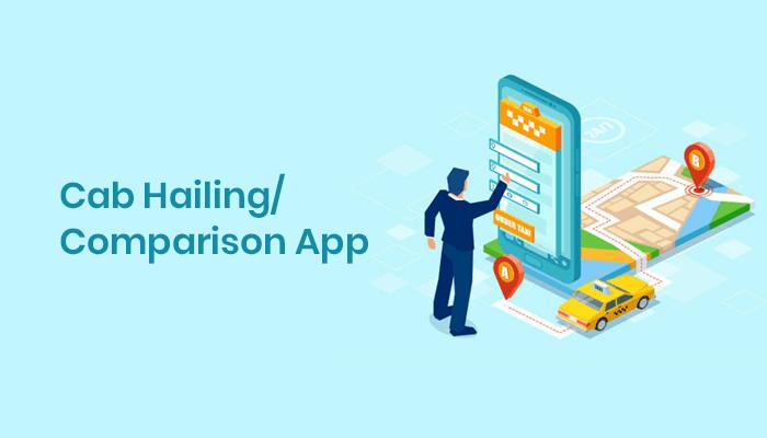 Cab Hailing/Comparison App