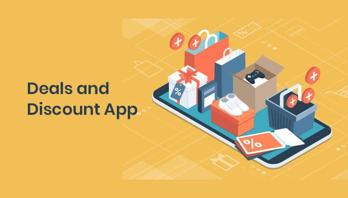 Deals and Discount App